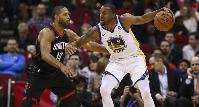 Những cái nhất tại vòng một play-off NBA 2017-2018