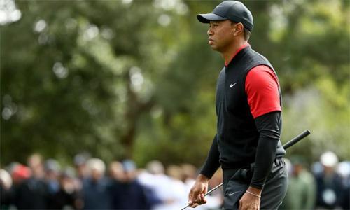 Màn trình diễn không thật ấn tượng tại Masters khiến Woods nóng lòng muốn tranh tài ở sự kiện major tiếp theo.