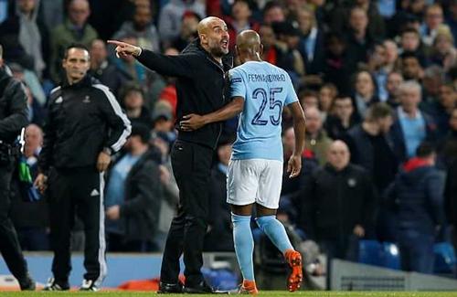 Man City đang trong quãng thời gian khó khăn nhất của mùa giải. Ảnh: Reuters.
