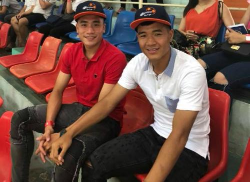 Tiến Dụng, Đức Chinh bay ra Đà Nẵng xem cúp Futsal - 2