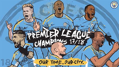 Trên đường lên ngôi báu, Man City đã thắng 19 đội còn lại tại Ngoại hạng Anh mùa này. Họ mới là nhà vô địch thứ ba trong lịch sử làm được điều đó, sau Chelsea mùa 2005-2006, và Man Utd mùa 2010-2011.