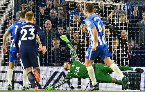 Tottenham chia điểm dù Harry Kane ghi bàn