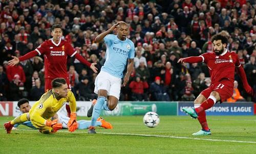 Liverpool sẽ gặp lại Man City ở chuyến du đấu hè năm nay. Ảnh: Reuters.