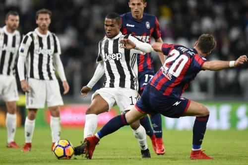 Juventus bất ngờ sảy chân trước đối thủ bị đánh giá yếu hơn rất nhiều. Ảnh:Reuters.