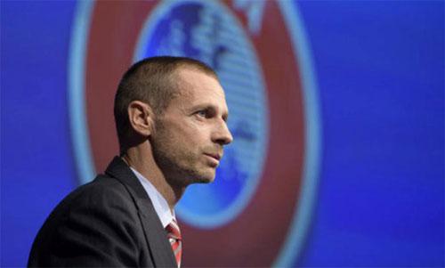Vị Chủ tịch người Slovenia, Aleksander Ceferin dẫn dắt UEFA từ năm 2016, sau khi Michel Platini ra đi. Ảnh: Reuters
