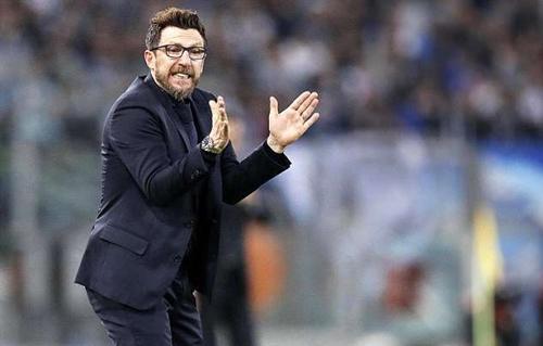 Di Francesco là một trong những ứng viên sáng giá thay Conte. Ảnh: EPA.