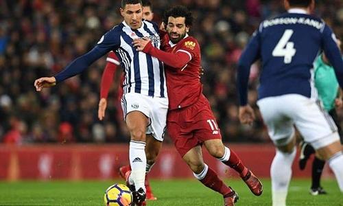 Liverpool bị chia điểm một cách đáng tiếc. Ảnh: PA.