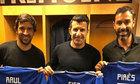 Figo, Raul tái hợp, đấu từ thiện với Ronaldinho