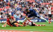 Giroud lập công, Chelsea vào chung kết Cup FA với Man Utd