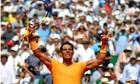Nadal áp đảo Nishikori, lần thứ 11 vô địch Monte Carlo