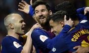 Messi san bằng kỷ lục tồn tại 68 năm ở Cup Nhà Vua