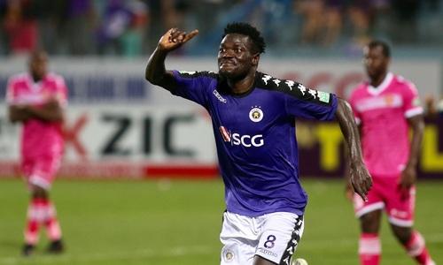 Hà Nội duy trì mạch bất bại ở V-League 2018