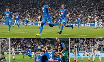 Napoli – từ đống tro tàn thành thế lực ở Serie A