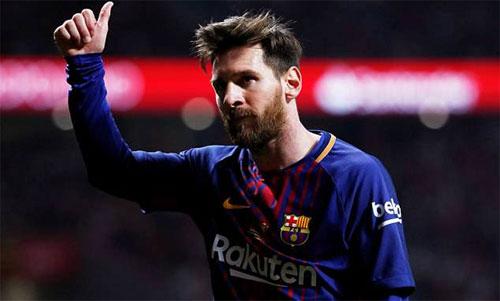 Messi vô địch về thu nhập trong bóng đá, bỏ xa Ronaldo và Neymar