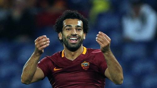 Salah rời Roma chưa tròn một năm. Ảnh: Reuters.