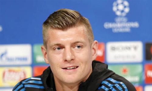 Kroos: 'Real không đủ tiền để mua Champions League'