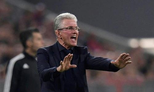 Heynckes cho rằng Bayern đã tặng cho Real trận thắng 2-1. Ảnh: Marca.