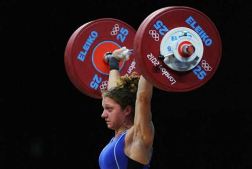 Nữ đô cửMilka Maneva nằm trong số các vận động viên bị cấm thi đấu.