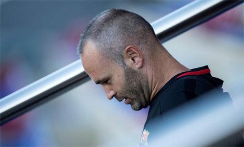 Iniesta từng góp công đem lại chín La Liga, sáu Cup Nhà vua và bốn Champions League cho Barca.