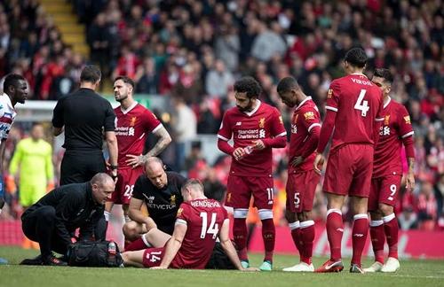 Liverpool hòa không bàn thắng, nguy cơ văng khỏi top 3