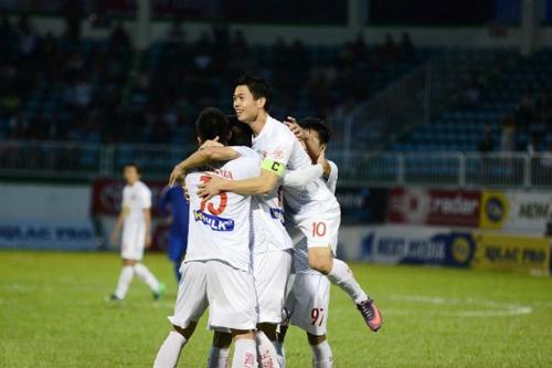 HAGL thắng hai trận liên tiếp tại Cup Quốc gia.