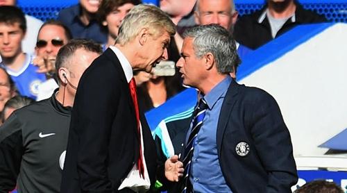 Mourinho ao ước có sự nghiệp dài như Wenger