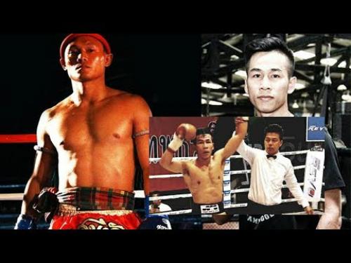 Trần Văn Thảo (phải) đang rất thành công trên con đường chuyên nghiệp.