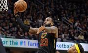 LeBron James tỏa sáng, Cavaliers vào bán kết play-off miền Đông
