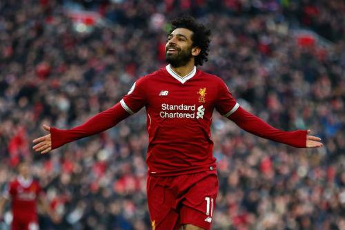 Salah cóphong độ ấn tượng bất ngờ kể từ khi trở lại Ngoại hạng Anh mùa này.