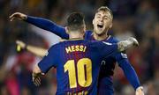 Deulofeu tức giận vì không có tên trên áo vinh danh của Barca