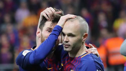 Messi sẽ không thể thành công như hiện nay nếu không có Iniesta.
