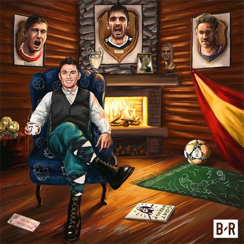 Hiếm họa về việc Real đánh bại ba đội bóng lớn liên tiếp và rung đùi chờ xem đối thủ ở chung kết Champions League mùa này.