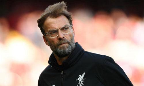 Klopp sẽ có lần thứ hai dự chung kết (sau lần đầu với Dortmund năm 2013) nếu giúp Liverpool vượt qua Roma. Ảnh: Reuters