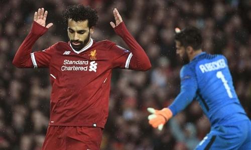 Salah trưởng thành so với thời điểm khoác áo Chelsea. Ảnh: AFP.