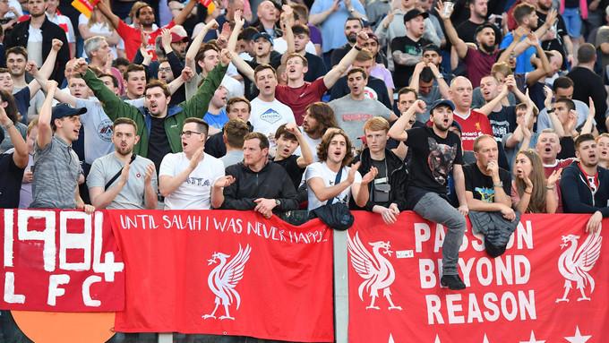 Liverpool vỡ oà khi trở lại chung kết Champions League sau 11 năm
