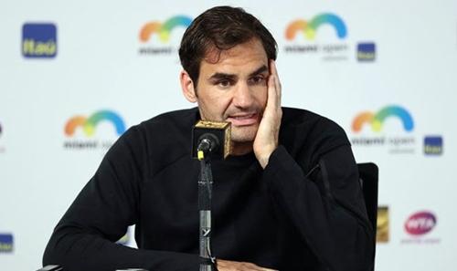 Federer trở lại thi đấu sau hai tháng nghỉ ngơi. Ảnh: Reuters.