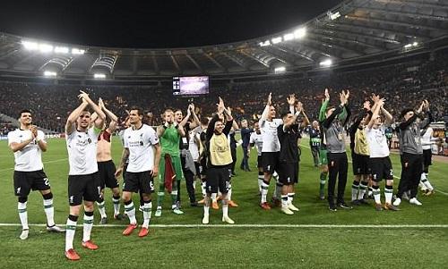 Liverpool sẽ chơi trận chung kết Cup C1 / Champions League thứ tám gặp Real. Ảnh: Andy Hooper.