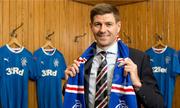 Steven Gerrard khởi nghiệp huấn luyện viên tại Rangers