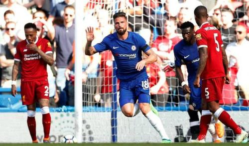 Chiến thắng của Chelsea khiến cuộc đua top 4 trở nên kịch tính tới vòng cuối. Ảnh:Reuters.