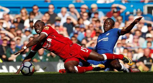 Liverpool tự làm khó mình khi để thua trận đấu họ chỉ cần hòa là chắc suất top 4. Ảnh:Reuters.