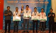 Lê Tuấn Minh đoạt cú đúp vô địch cờ nhanh, cờ chớp toàn quốc