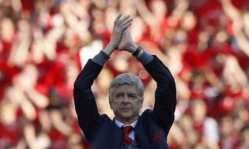 Wenger là mục tiêu hàng đầu của PSG. Ảnh: AFP.