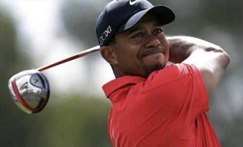 Phong độ trồi sụt khiến Tiger Woods bị các nhà cái coi thường. Ảnh: AP.