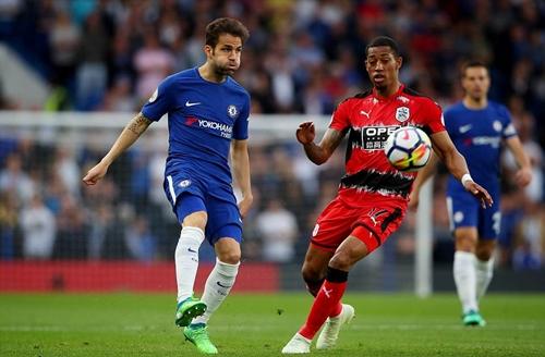 Chelsea bị Huddersfield cầm hòa ngay trên sân nhà. Ảnh: Reuters.