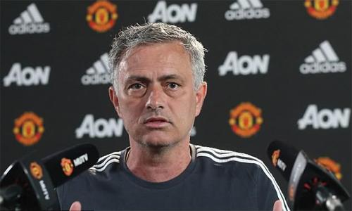 Man Utd cho rằng ông không có khả năng thay thế từng cầu thủ không vừa ý như Guardiola. Ảnh: Man Utd.