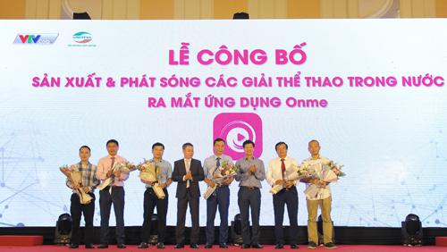 VTVcab sản xuất và phát sóng các giải thể thao chuyên nghiệp Việt Nam