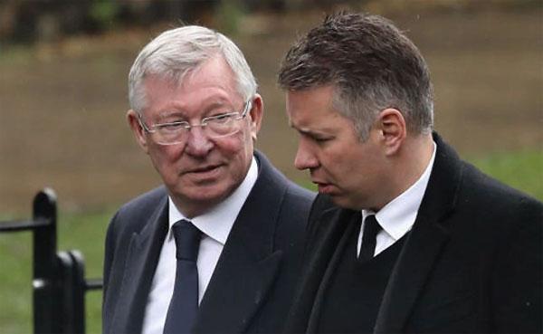 Ferguson nhập viện ít giờ trước trận đấu của Doncaster. Ảnh:NN.