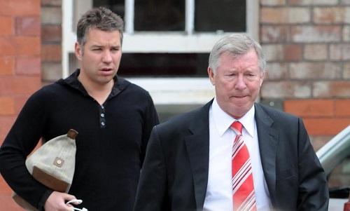Ferguson nhập viện ít giờ trước trận đấu của Doncaster. Ảnh: EWI.