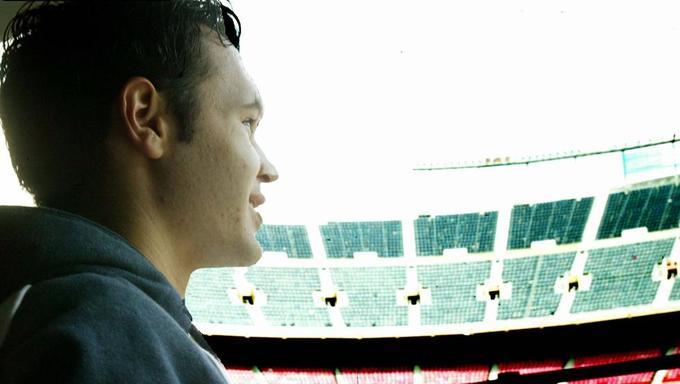 Iniesta và những kỷ niệm trong sự nghiệp vĩ đại