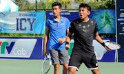 Hoàng Nam, Văn Phương vô địch giải Vietnam F2 Futures